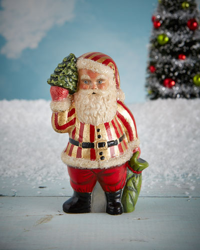 American Santa Figure