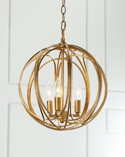 Ofelia Medium 3-Light Pendant
