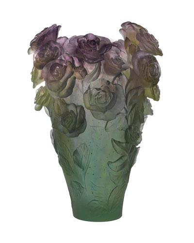 Rose Passion Magnum Vase