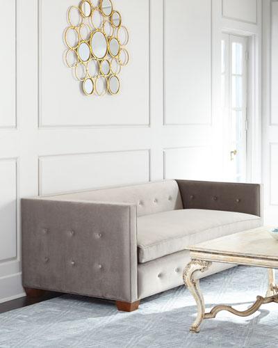 Birdie Tufted Sofa