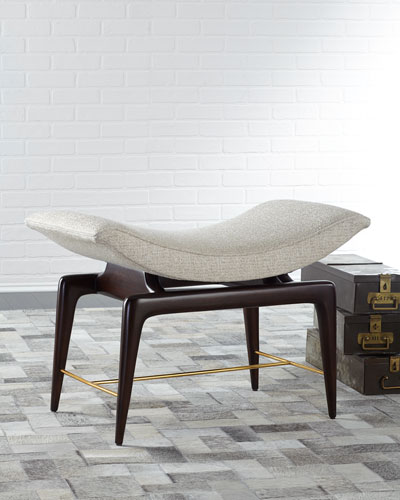 Tucker Saddle Bench