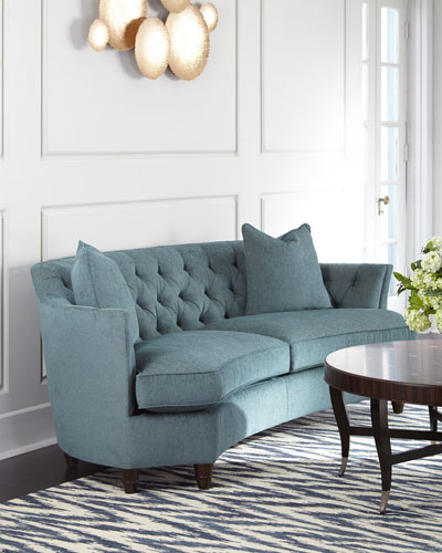 Zadie Tufted Sofa