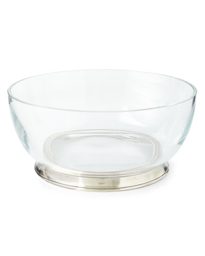 Extra-Large Crystal Bowl