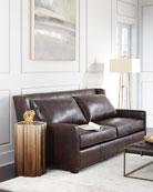 Banner Leather Sofa
