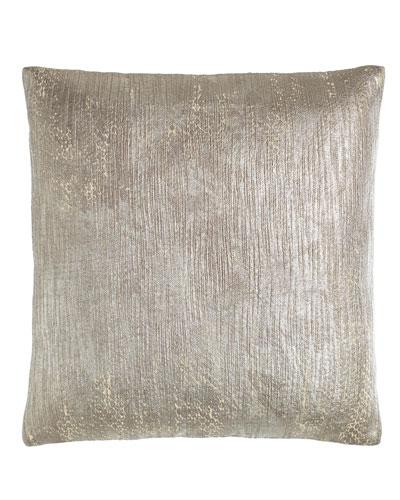 Fuse Metallic-Print Pillow, 16