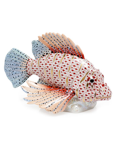Lionfish Figurine