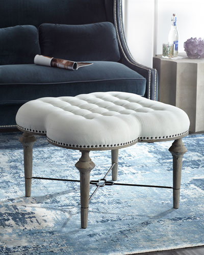 Darcy Tufted Ottoman