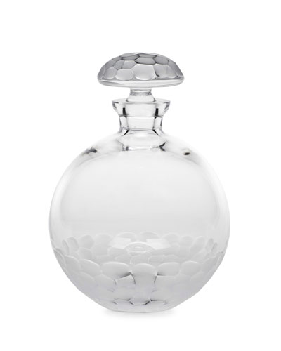 Clear Pebbles Decanter