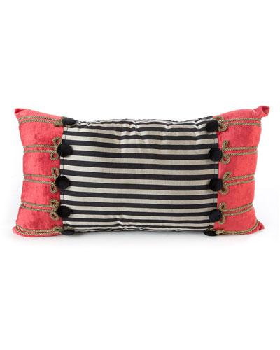 Portobello Road Lumbar Pillow