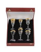 Liqueur Glasses, 6-Piece Set