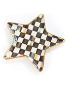 Courtly Check Star Plate