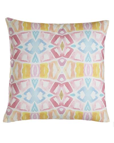 Lemon Tree Pillow, 20
