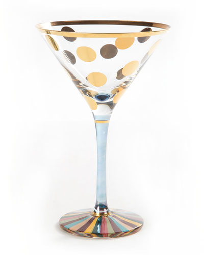 Foxtrot Martini Glass