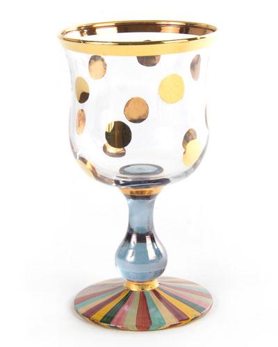 Foxtrot Water Glass