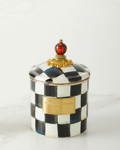 Courtly Check Small Canister