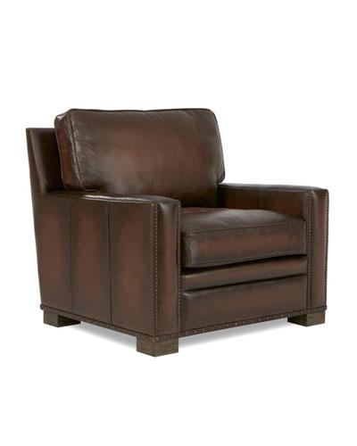 Jackson Leather Chair