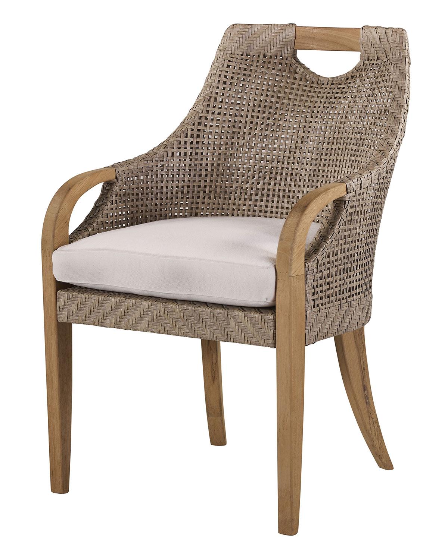 Edgewood Outdoor Dining Armchair