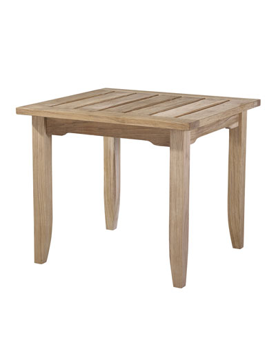 Edgewood Outdoor End Table