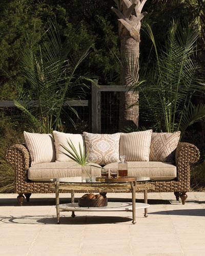 Hemingway Outdoor Chesterfield Sofa