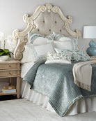 Hughes Tufted Queen Headboard