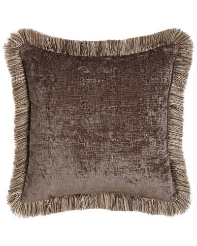 Reversible Argent Pillow, 19