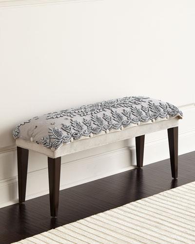 Mini Carmel Bench