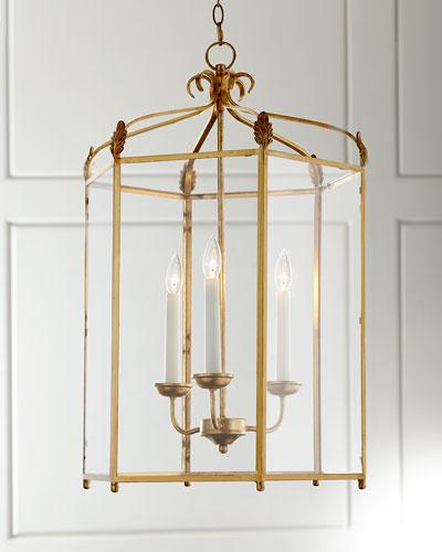 Traditional 3-Light Lantern