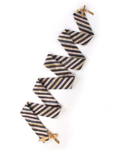 COURTLY STRIPE CORD COVER