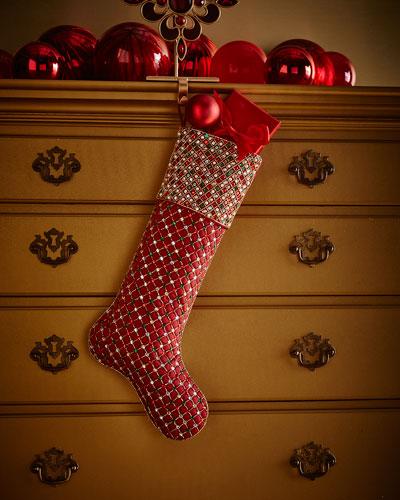 Brilliant Christmas Stocking