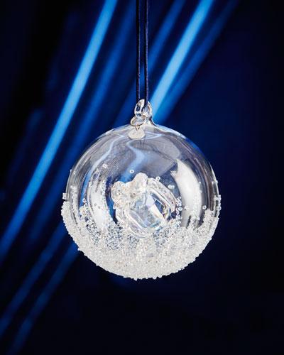 2016 Annual Crystal Ball Christmas Ornament