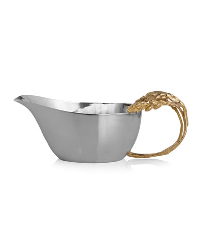 Wheat Gravy Boat
