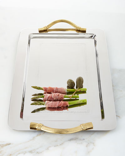 Wheat Serving Tray