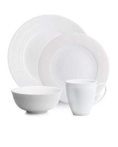 4-Piece Wheat Dinnerware Place Setting