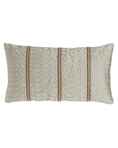 Pleat-Textured Pillow, 13