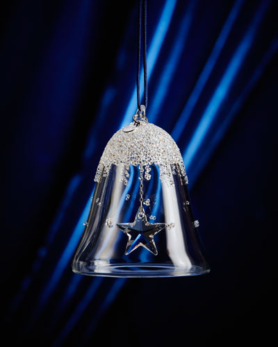 2016 Small Bell Christmas Ornament