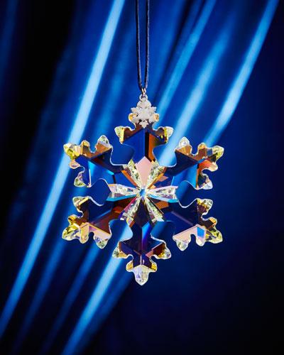 25th Anniversary Limited Edition Snowflake Christmas Ornament