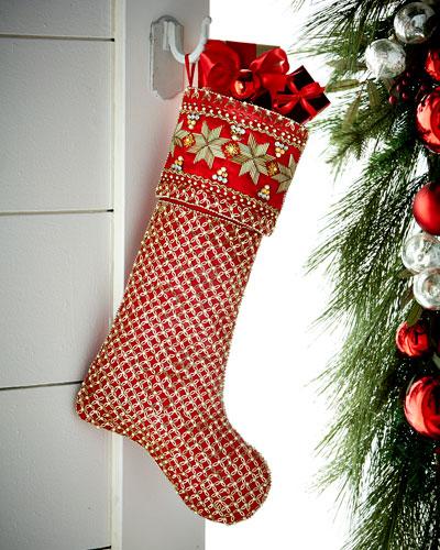 Shetland Christmas Stocking