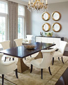 Bernhardt Paltrow Dining Furniture & Matching Items