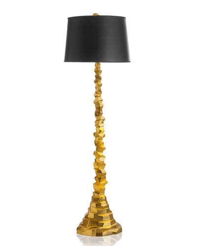 Rock Floor Lamp