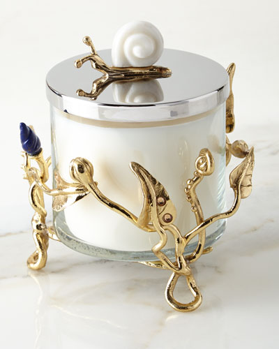 Enchanted Garden Luxe Candle