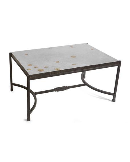 Michael Aram Fallen Leaves Coffee Table