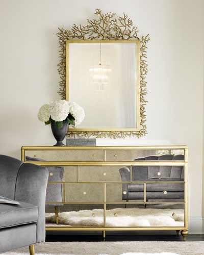 Bewitch Mirrored Dresser