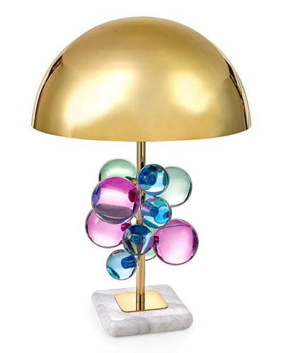 Globo Multicolor Table Lamp