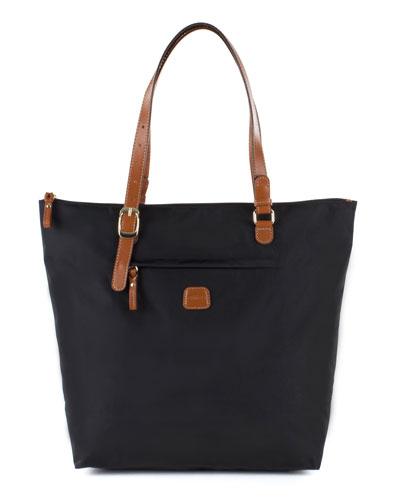 Black X-Bag Large Sportina Shopper