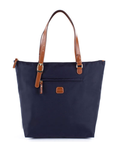 Navy X-Bag Large Sportina Shopper