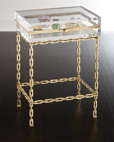 Parshley Trinket Side Table