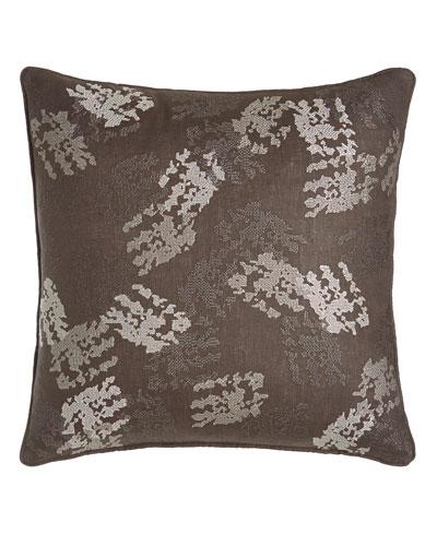 Brush Strokes Pillow, 20
