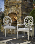 Elliott Dining Side Chairs, Pair