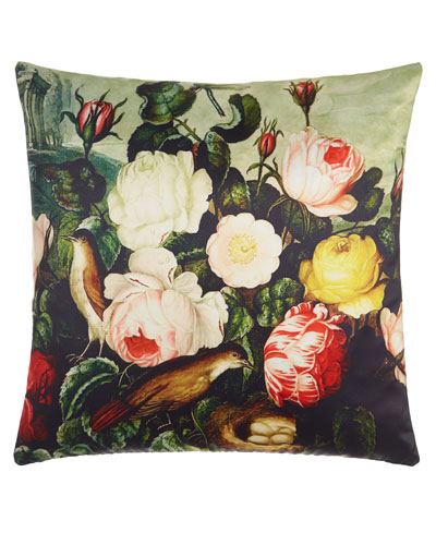 Thornton Roses Pillow