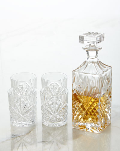 Dublin Whiskey Set, 5-Piece Set